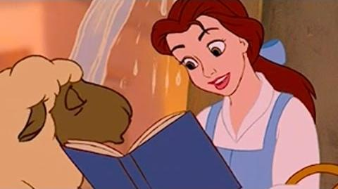 "Beauty and the Beast ""Belle"" Sing-A-Long Disney"