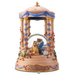 Beauty and the Beast Ballroom Snowglobe