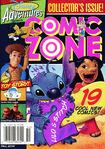 Disney Adventures Comic Zone cover Fall 2005 Lilo Stitch
