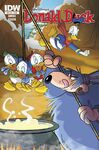 Donald Duck Comic 4 Cover 2