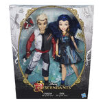 Evie and Carlos Dolls 3