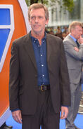 Hugh Laurie Tomorrowland premiere