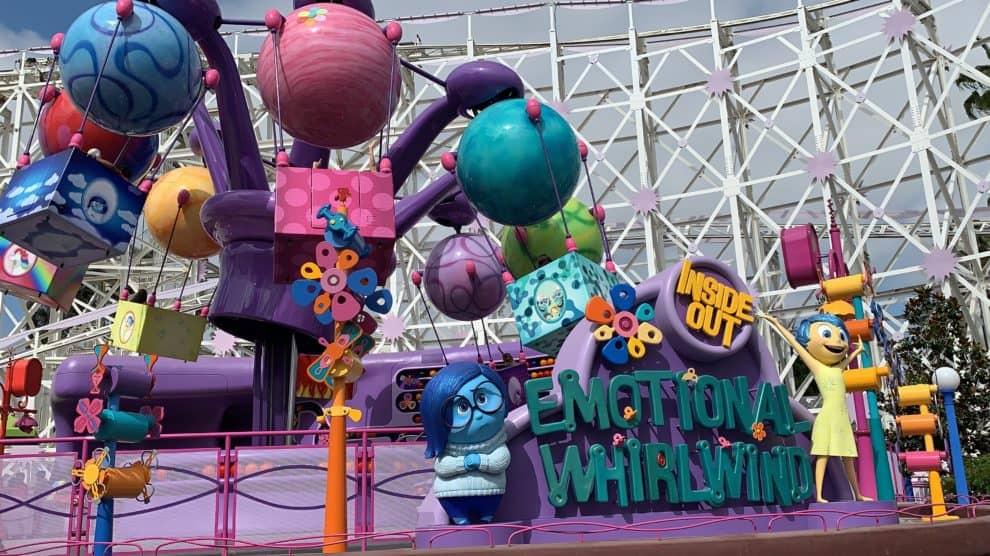 Inside Out Emotional Whirlwind   Disney Wiki   FANDOM