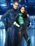 Kim Possible - Drakken and Shego