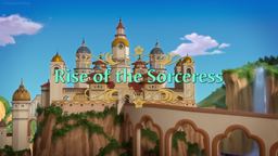 Rise of the Sorceress