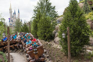Seven Dwarfs Mine Train 06
