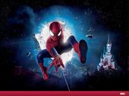 Spider Man Disneyland Paris