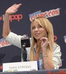 Tara Strong NYCC
