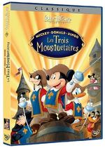 The Three Musketeers DVD France