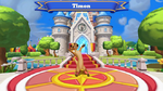 Timon Disney Magic Kingdoms Welcome Screen