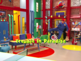 Trouble in Paradise (Imagination Movers)