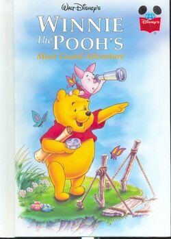 Winnie the poohs most grand adventure wonderful world of reading