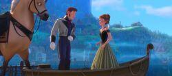 Anna trifft auf Hans von den südlichen Inseln