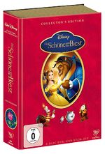 Beauty and the Beast 2010 Collector's Edition Germany DVD