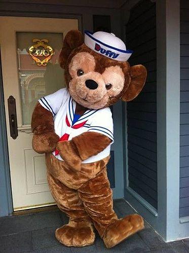 Meet and Greets. Duffy HKDL & Duffy the Disney Bear   Disney Wiki   FANDOM powered by Wikia