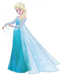Elsa's ice magic