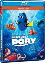 Finding Dory Blu-Ray México