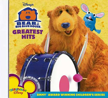 bear in the big blue house greatest hits disney wiki. Black Bedroom Furniture Sets. Home Design Ideas
