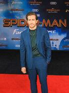 Jake Gyllenhaal Spider-Man Far from Home premiere