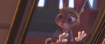 Judy Looking To Her Family
