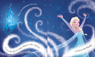Little golden book frozen