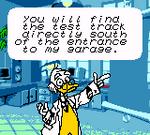 Ludwig Mickey's Racing Adventure Dialogue 4