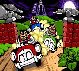 Mickey's Racing Adventure Pete's Cronies Driving