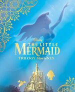 The Little Mermaid Trilogy Japan MovieNEX