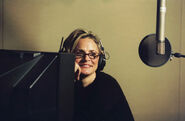 Amy Sedaris Chicken Little BTS