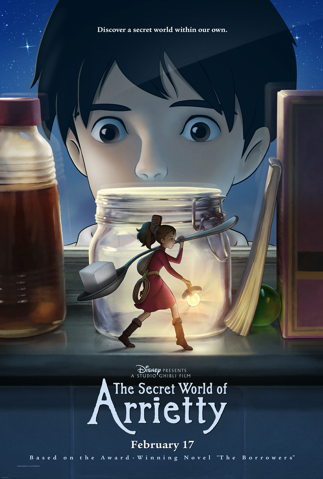 The Secret World of Arrietty | Disney Wiki | FANDOM powered