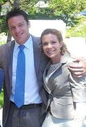 Bart Johnson and Robyn Lively 2011