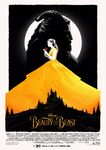 Beauty and the Beast 2017 Promotional Poster Couple