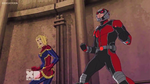 Captain Marvel n Ant Man AUR