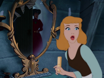 Cenicienta LadyTremaine puerta