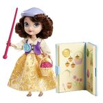 DISNEY Sofia the First SMALL BUTTERCUP BADGES DOLL