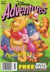 Disney Adventures Magazine cover Australia August 1999 Pooh