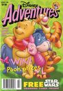 Disney Adventures Magazine cover Australia August 1999 Pooh