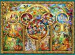Disney Family puzzle