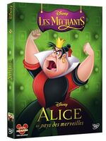 Disney Mechants DVD 3 - Alice au pays des merveilles