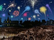 Fireworks from Disneyland Goes to the World's Fair