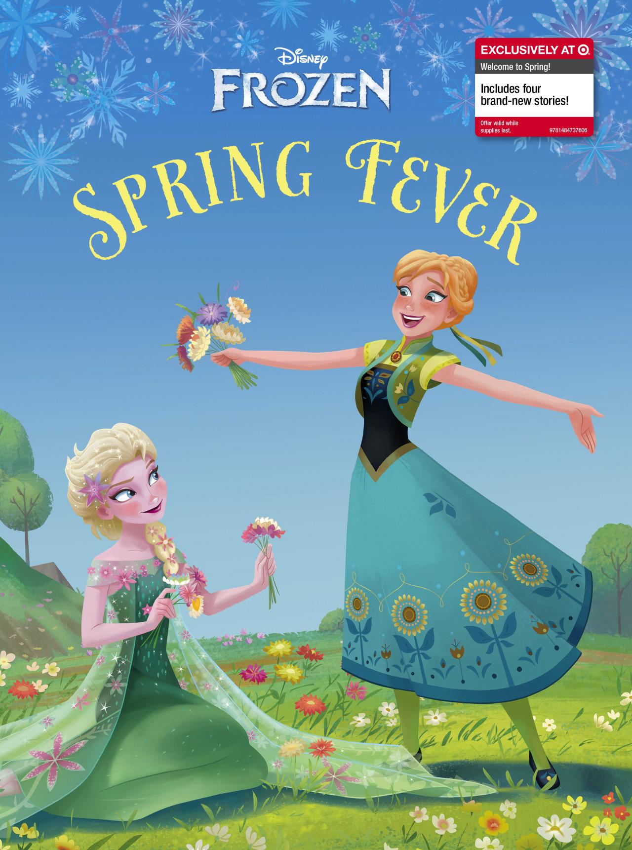 Frozen Spring Fever Disney Wiki Fandom Powered By Wikia