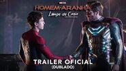 Homem-Aranha Longe de Casa Trailer Oficial 2 DUB 04 de julho nos cinemas
