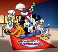 House of Mouse - Artwork