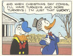 Hr-Gontran Bonheur et Donald Duck