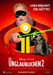 Incredibles 2 - German poster