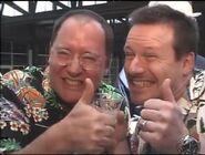 John Lasseter & Glenn McQueen