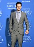 Matt Lanter NBCUniversal Upfront17