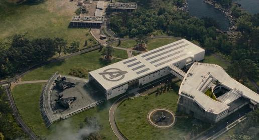 New Avengers Facility Disney Wiki Fandom Powered By Wikia