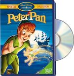Peter Pan 2002 Germany DVD
