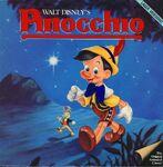 Pinocchio Laserdisc